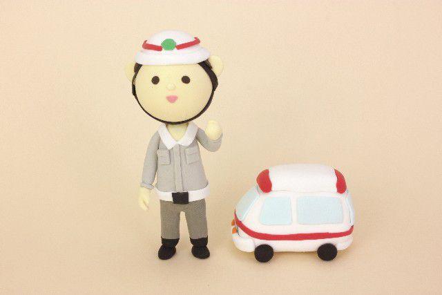 交通事故-車とバイク