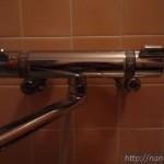 シャワーの水漏れを修理してみた【TOTO 浴室混合栓 TMJ40C3R】