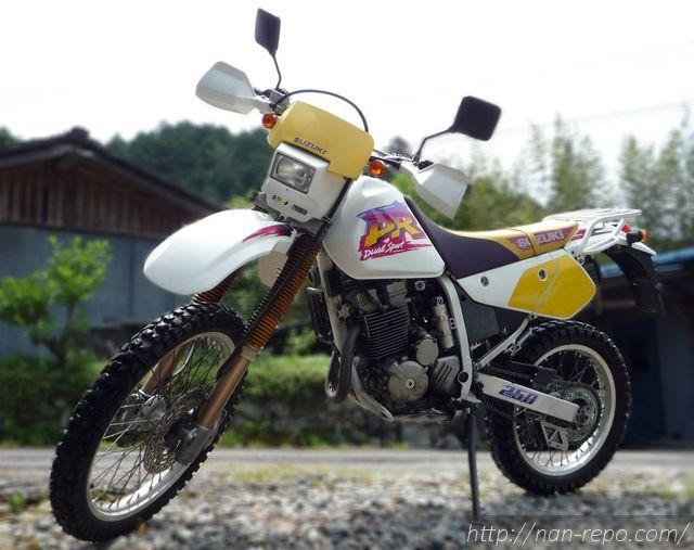 スズキDR250R-01