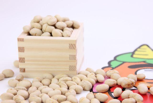 節分-福豆